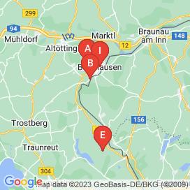 Standorte von Jobs in Ettenau - Juni 2018