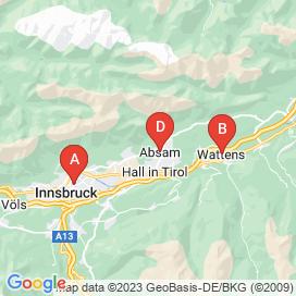 Standorte von Elektroniker Jobs in Innsbruck - August 2018