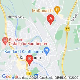 Standorte von Vertriebsmitarbeiter Jobs in Kaufbeuren - Juni 2018