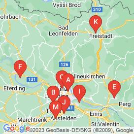 Standorte von 20+ Logistik Jobs in Freistadt-Bezirk - August 2018