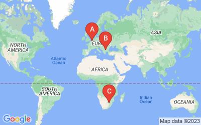 Standorte von Helion Research