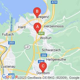 Standorte von Kundenbetreuer Jobs in Lustenau - Juni 2018