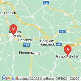 Standorte von Maschinen Jobs in Pram - August 2018