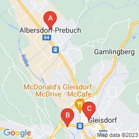 Standorte von KFZ Jobs in Albersdorf - Mai 2018