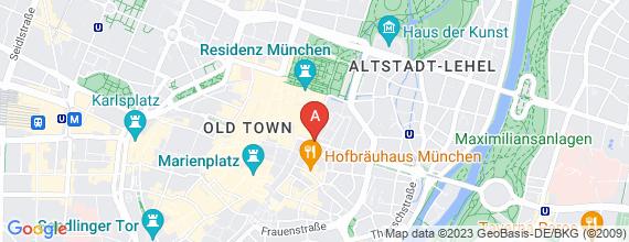 Standort von LKW Fahrer (m/w) im Raum München für den Nahverkehr! (Kraftfahrzeugführer/in - Ver- und Entsorgung)