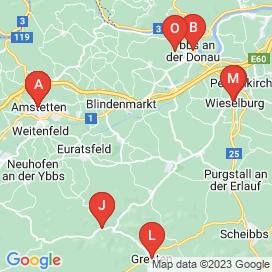 Standorte von Hilfskraft Jobs in Ferschnitz - Juni 2018