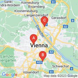 Standorte von CEO Jobs in Wien - Juli 2018