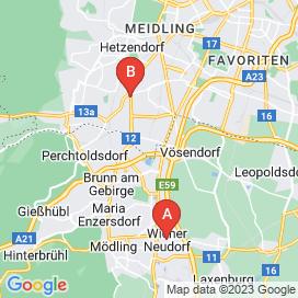Standorte von Auto Jobs in Traiskirchen - August 2018