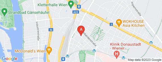 Standort von ReisebüroassistentIn