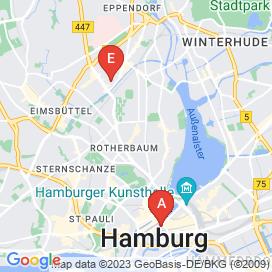 Standorte von Lohnbuchhalter Jobs in Hamburg (Hamburg) - April 2018