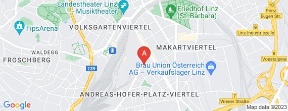 Standort von Betriebselektriker (m/w) in Linz