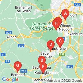 Standorte von Shop Jobs in Helenental - August 2018