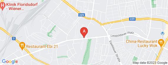 Standort von Verkaufsmitarbeiter/in (24 Std./Woche) 1210 Wien, Leopoldauer Str. 165