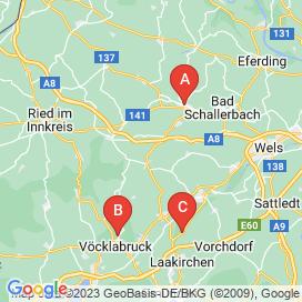 Standorte von Produktion / Fertigung Jobs in Gaspoltshofen - Juli 2018