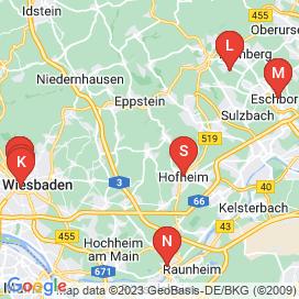 Standorte von 390+ Jobs in Eppstein - Juli 2018
