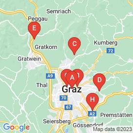 Standorte von 10+ Maschinenbautechniker Jobs in Graz - August 2018