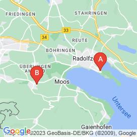 Standorte von Pflege / Gesundheit / Bildung Jobs in Dettighofen Tg - Mai 2018