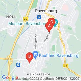 Standorte von Gastronomie Jobs in Fronreute - Juni 2018