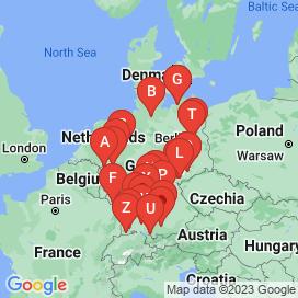 Standorte von Kinderpfleger Jobs  - Juni 2018